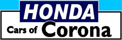 Honda Cars Of Corona, California